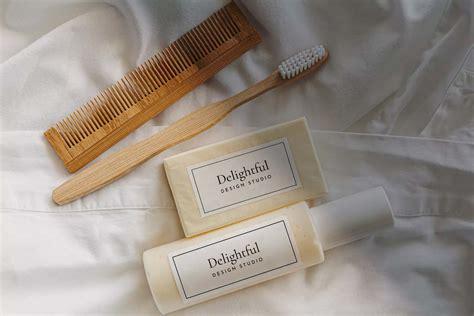 Psd mockup id 10727 in packaging mockups 2 2 0. Free Soap & Shampoo Mockup (PSD)