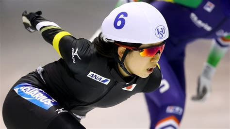 Nana Takagi wins women's mass start gold