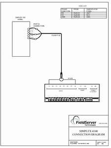 Fs-8700-41  U2013 Simplex 4100 Computer Port Protocol