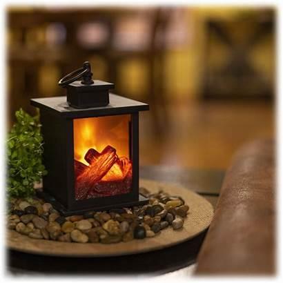 Litezall Fireplace Lantern Cozy Flame Deals Send