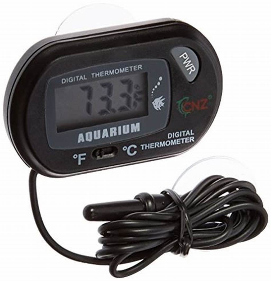 #Leegoal #Digital #Aquarium #Terrarium #Fish #Tank #Thermometer