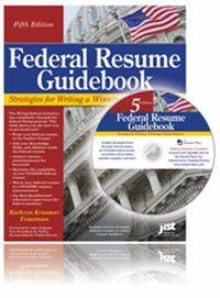 books the resume place With federal resume book