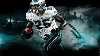 Football American Player Nfl Wallpapers Eagles