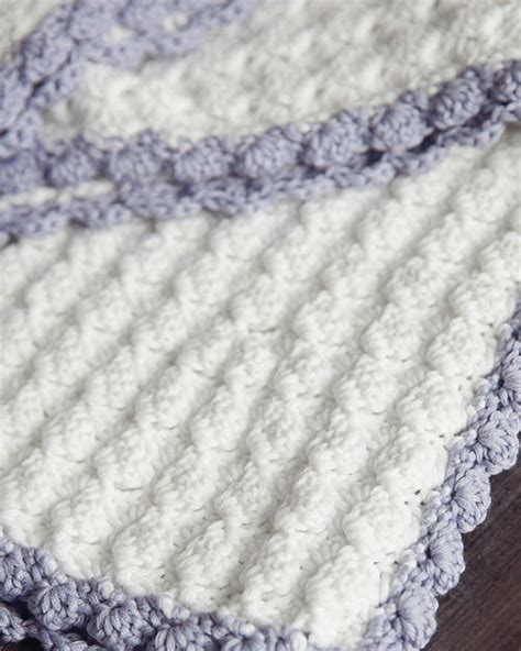 how to crochet a baby blanket vintage chic crochet baby blanket allfreecrochetafghanpatterns com