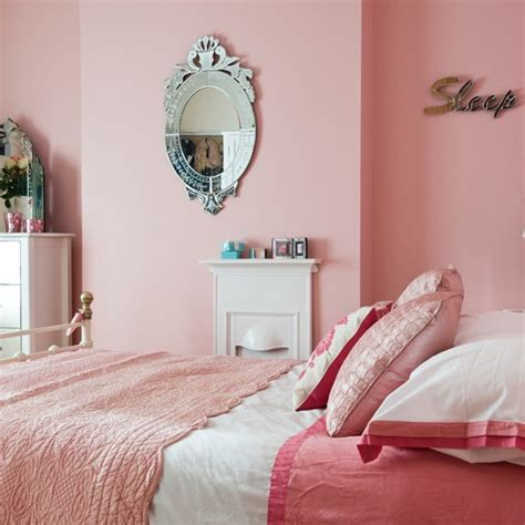 pink bedroom pretty pink bedroom period decorating ideas housetohome co uk