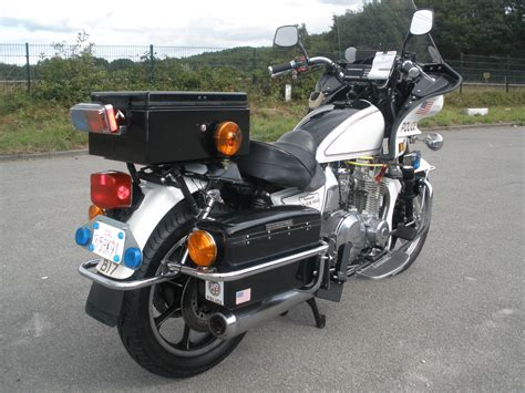 Kawasaki Kz Police Bikes