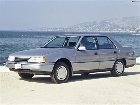 Pictures of Hyundai Sonata (Y2) 1988–93 (2048x1536)