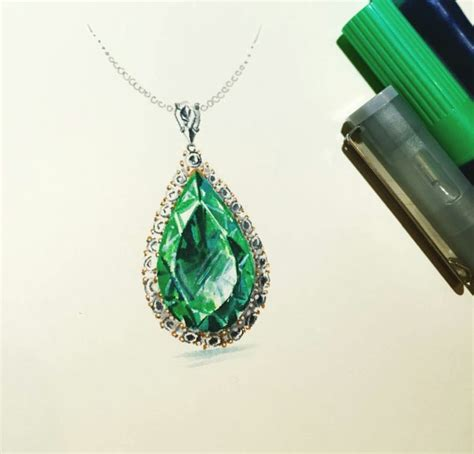 ideas  jewelry drawing  pinterest jewellery