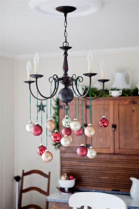 christmas decorating ideas  pendant lights