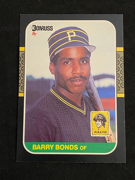 In addition to the base set, 2021 donruss baseball offers top rookies and key prospects. Lot - (Mint) 1987 Donruss Barry Bonds Rookie #361 Baseball Card