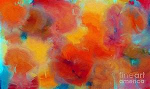 Rainbow Passion - Abstract - Digital Painting Digital Art ...