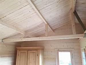 Aufbau Dämmung Dach : das dach als highlight ein gartenhaus mit dachpfannen ~ Whattoseeinmadrid.com Haus und Dekorationen