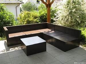 Fabriquer Son Salon De Jardin. comment fabriquer un salon de jardin ...