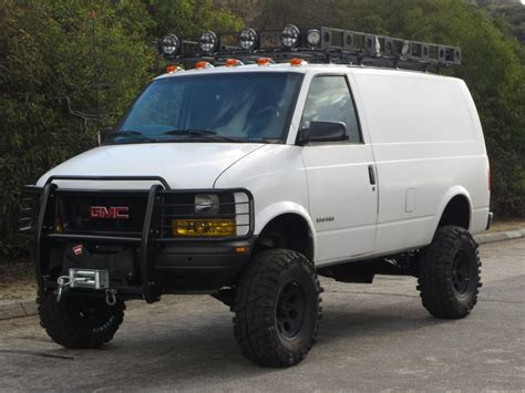 nissan safari lifted lifted astrosafari vans for sale autos post