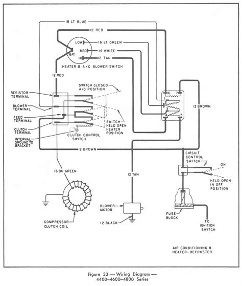 ford 4600 diesel tractor engine diagram ford auto wiring