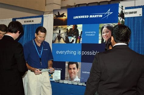 Lockheed Martin Career Fair by October 2011 Going Places With Embry Riddle Career Services