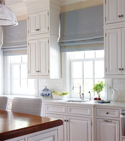 Kitchen Curtain Ideas With Blinds by Modern Kitchen Curtains