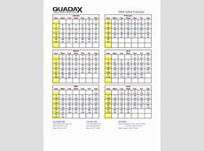 Julian Date Calendar 2016 Quadax Calendar Template 2018