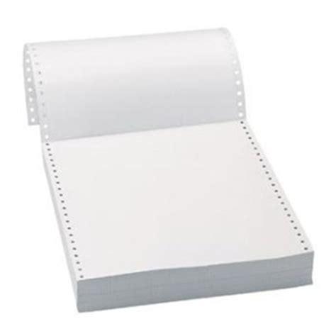 continuous form paper cut sheet vs continuous form paper abc office