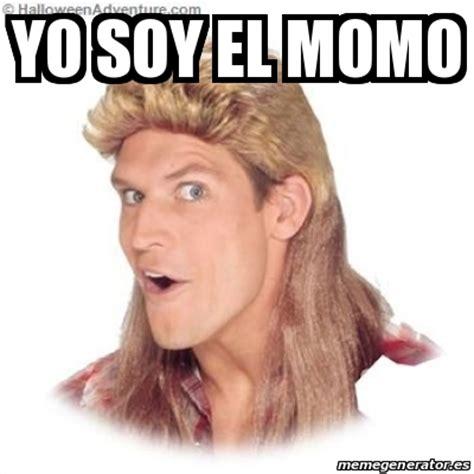 Momo Meme - meme personalizado yo soy el momo 16471214