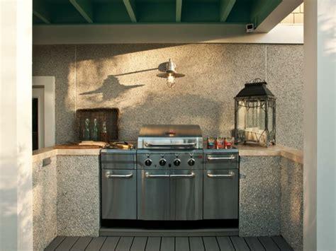 idee amenagement cuisine d ete cuisine extérieure été 50 exemples modernes pour se