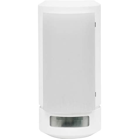 wireless wall sconce motion sensing led sconce ambient light white wireless