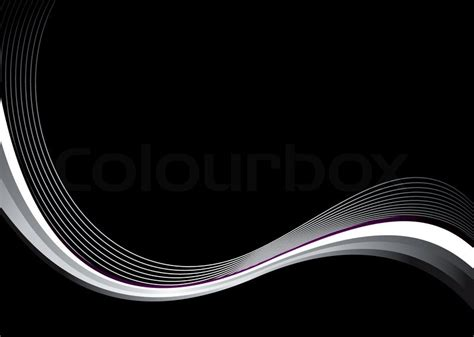 Black And Silver Background Abstract Black And Silver Background With Copy Space And