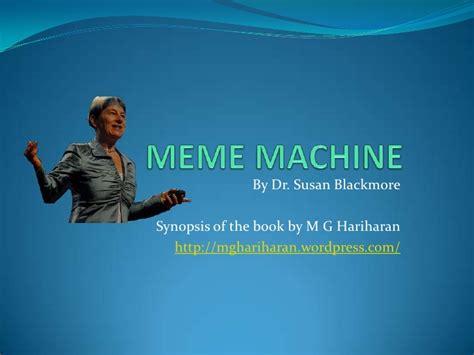 Meme Machine - meme machine