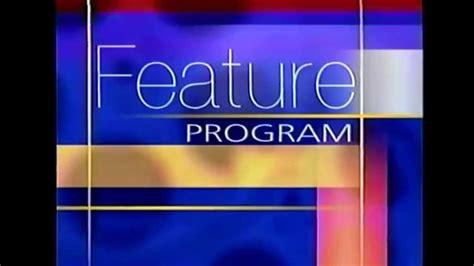 Feature Program Logo 2000-2006 - YouTube