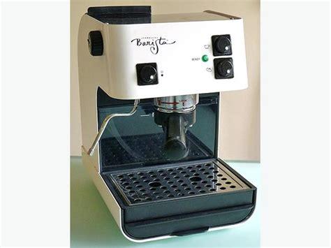barista espresso machine starbucks saeco barista espresso machine victoria city
