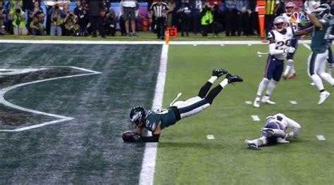 Zach Ertz Touchdown Catch Gives Eagles Late Super Bowl
