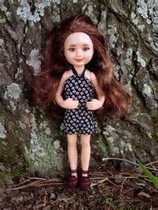 Renesmee Cullen Repaint Barbie Doll &Clothes Bella ...