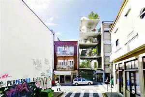 Design Idea:Urban Infill Solution in Portugal - Candace Kramer
