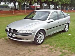 477 Vauxhall Vectra B Sri 140  1998