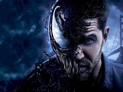 wallpaper venom tom hardy   hd movies