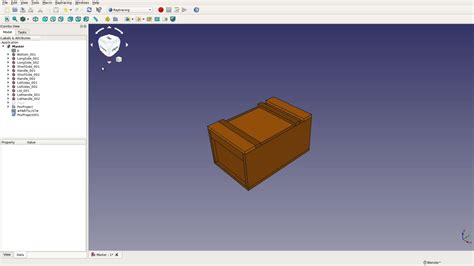 woodworking designs  freecad   wood