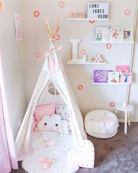 Tipi Kinderzimmer Rosa by 91 Besten Kinderzimmer F 252 R M 228 Dchen Room Ideas