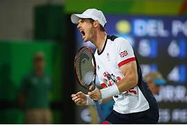 Rio 2016 Olympics  And...Murray Andy