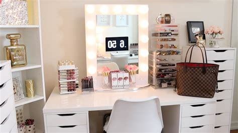 My Beauty Room Tour 2016