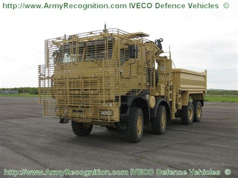 iveco defence vehicles completes delivery