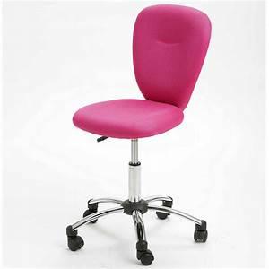 Chaise Pour Bureau : chaise de bureau petite taille ~ Teatrodelosmanantiales.com Idées de Décoration