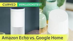 Wer Ist Alexa : google home vs alexa wer ist schlauer vergleichstest deutsch youtube ~ Frokenaadalensverden.com Haus und Dekorationen