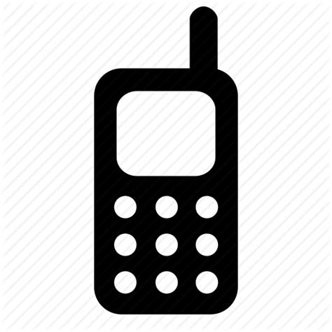 mobile phone icon vector png white cell phone icon clipart best