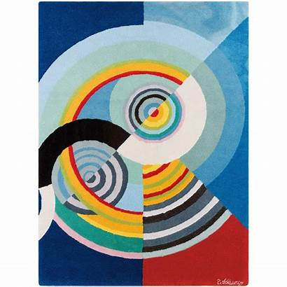 Delaunay Robert Rythme Tapestry France Sonia 1stdibs