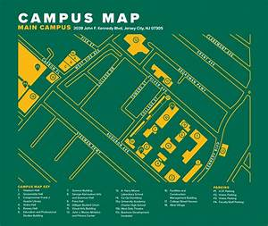 Directions To Njcu