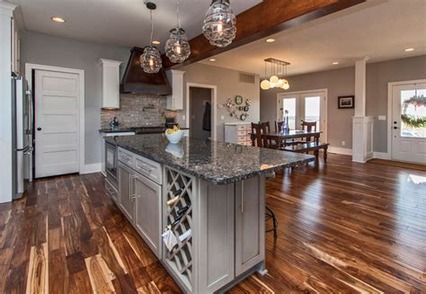 traditional craftsman homes kitchen pendant lighting ideas kitchen transitional with