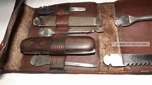 Altes Werkzeug Holzbearbeitung : seltenes altes reisewerkzeug walbusch solingen bord werkzeug tasche leder antik ~ Watch28wear.com Haus und Dekorationen