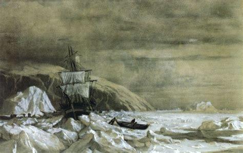 William Bradford Locked In, Baffin Bay Painting Best