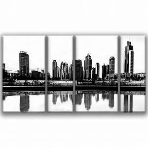 Skyline Bilder Schwarz Weiß : dubai skyline schwarz weiss ~ Orissabook.com Haus und Dekorationen