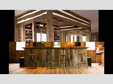 Rustic bar design ideas YouTube